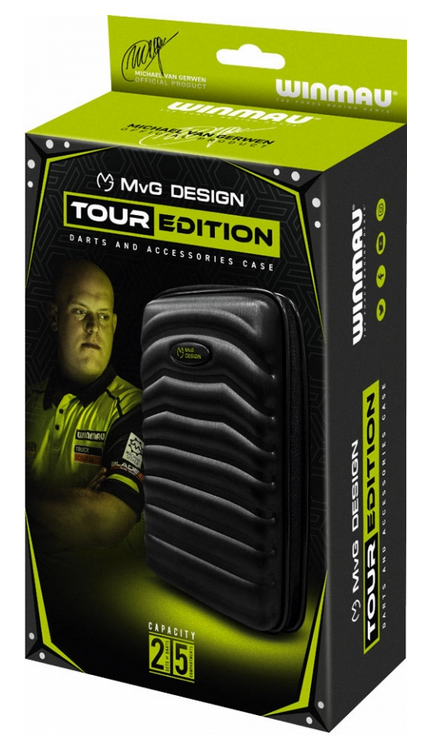 Кейс Winmau Tour Edition Case MVG