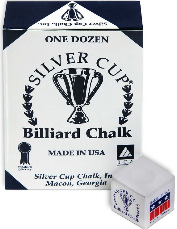 Мел Silver Cup White 12