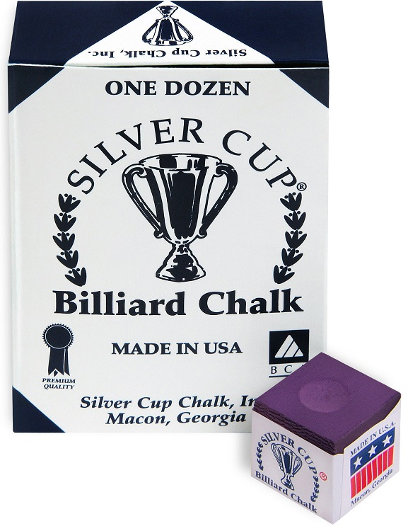 Мел Silver Cup Purple 12